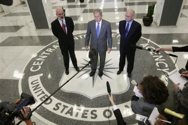 George W. Bush, Michael Hayden, Stephen Kappes
