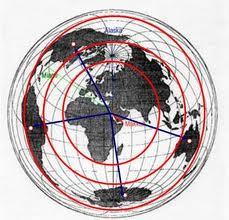 mekah pusat bumi