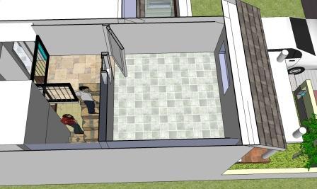 renovasi murah rumah tipe 36 eramuslim