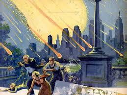 ... Dunia (Kiamat) Versi Ilmuwan pada Lukisan Tahun 1939 - Eramuslim