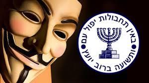 Anonymous Bongkar File Mossad, dan Beberkan Rahasia …