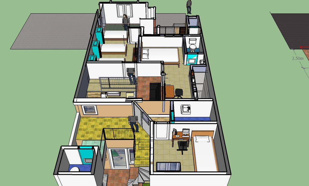 Desain Rumah Minimalis Dengan Tempat Usaha renovasi rumah plus ruang usaha eramuslim