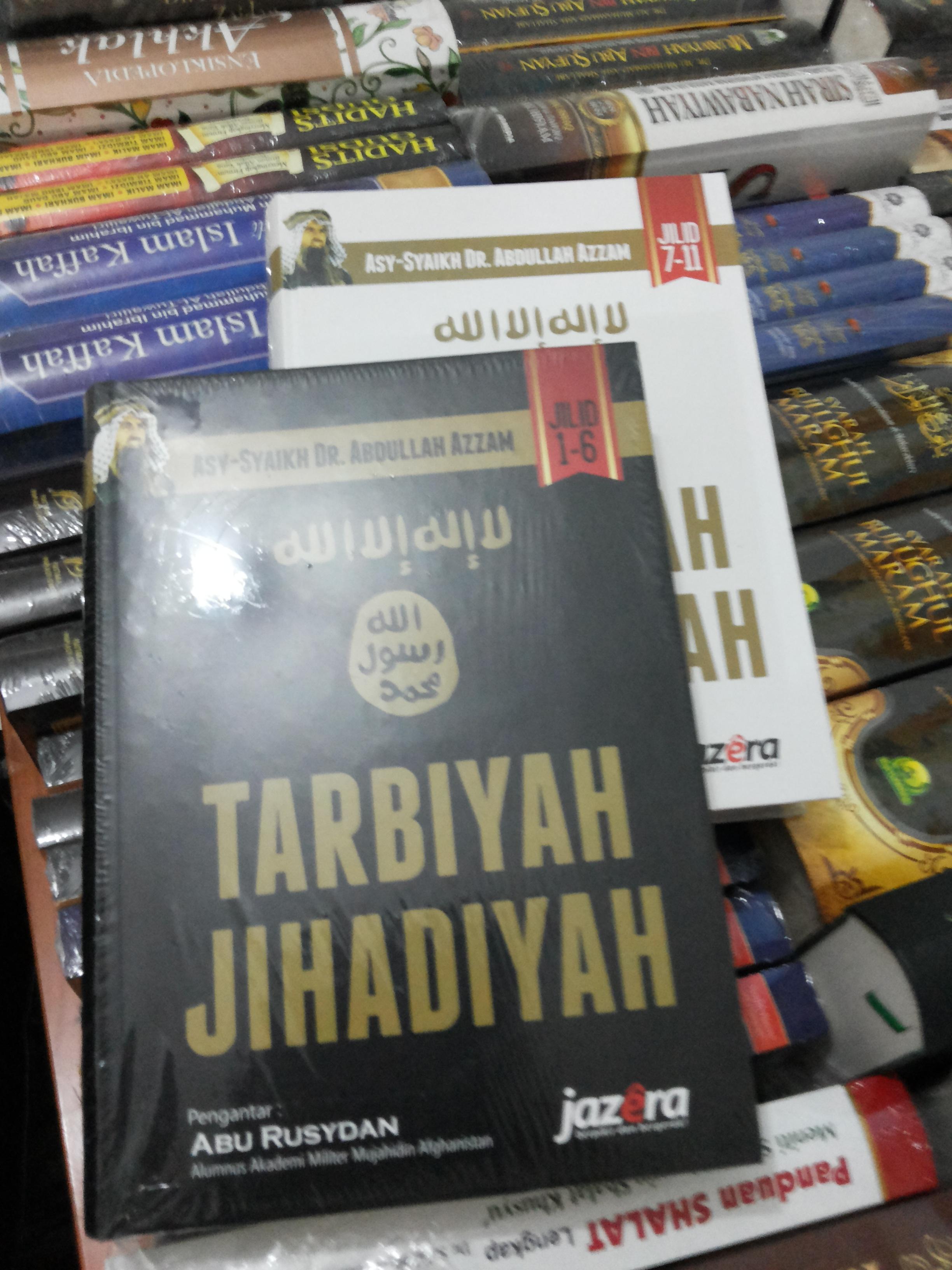 TARBIYAH JIHADIYAH ABDULLAH AZZAM EBOOK DOWNLOAD