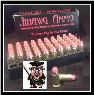 peluru babi