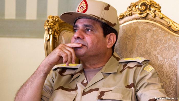 Abdul Fattah al-Sisi