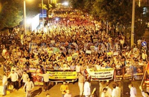 Turki unjuk rasa