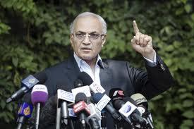 El Erian : Mantan Perdana Menteri Ahmed Shafiq adalah Pemodal Demonstrasi Kekerasan