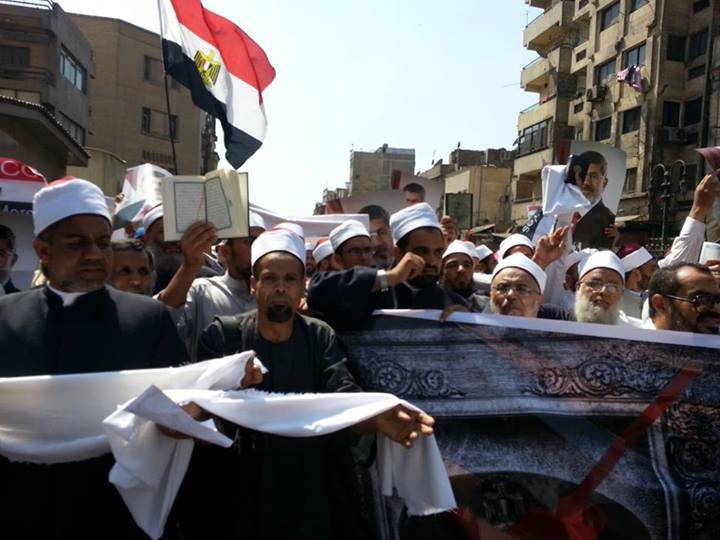 Front Ulama Azhar Menuntut Grand Syeikh Ahmad Tayyib Mundur