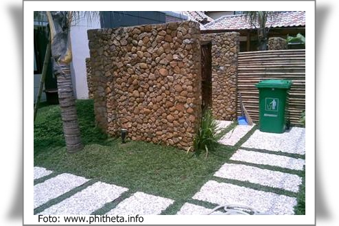 bangun rumah model pagar minimalis modern1