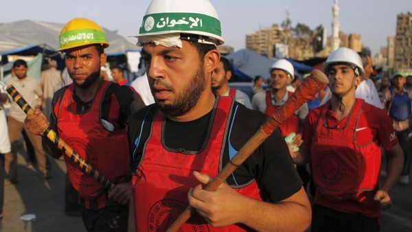 Ikhwanul Muslimin : Rakyat (Aliansi Islam) Siap Menjadi Martir Untuk Hentikan Kudeta Militer