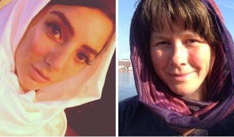 Swedes hijab