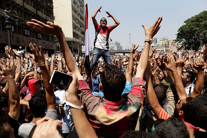 Day 3: Cairo Violence