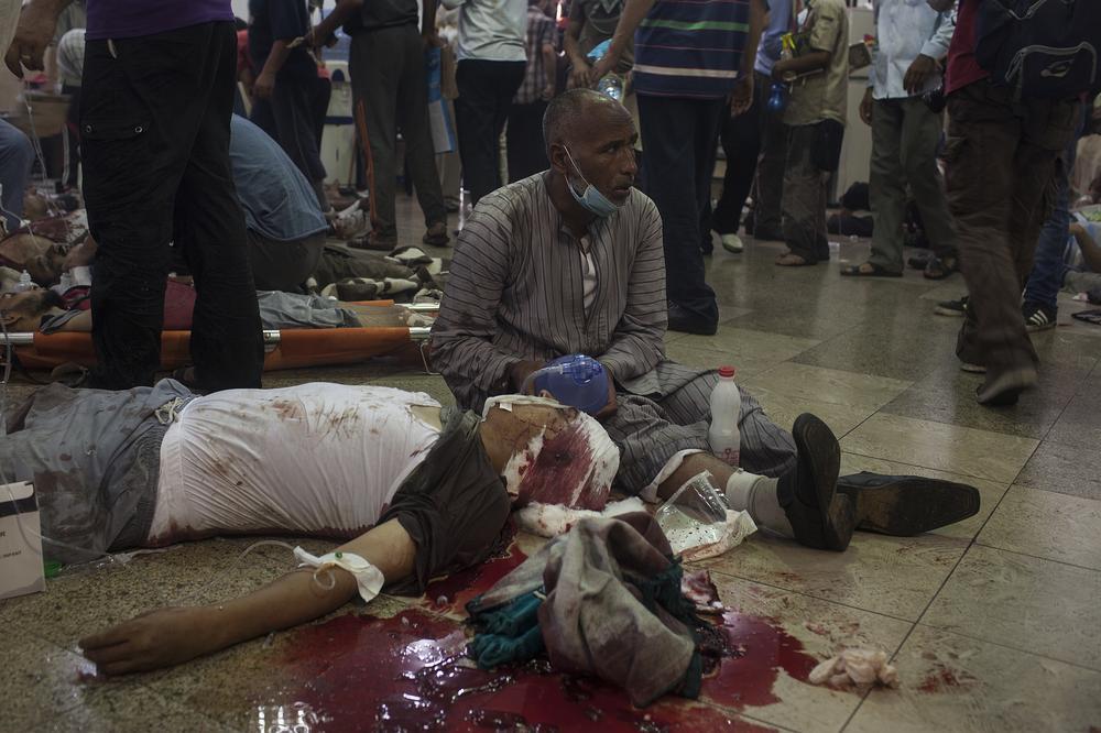 Mesir Dalam Duka, Al Quran Tetap dalam Genggaman