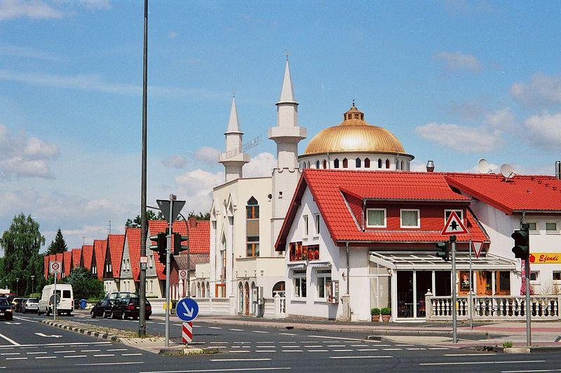 Goettingen-Moschee-Koenigsstieg-Jul08-1