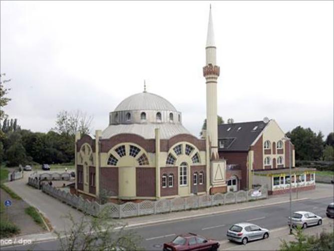 fatih masjid