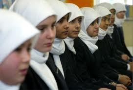 muslimah england
