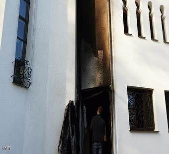 masjid dibakar di Afrika tengah
