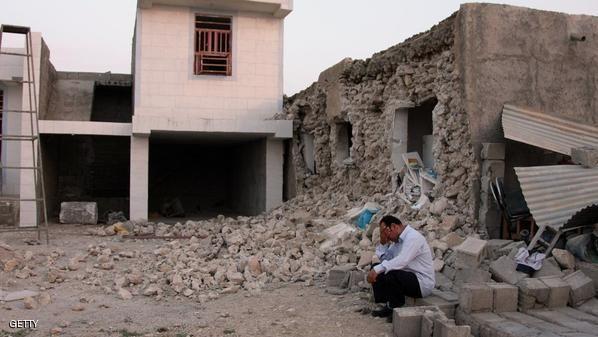 IRAN-QUAKE