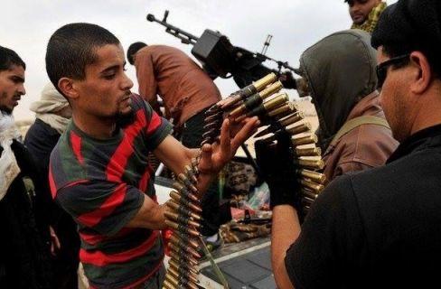 pasukan revolusi libya
