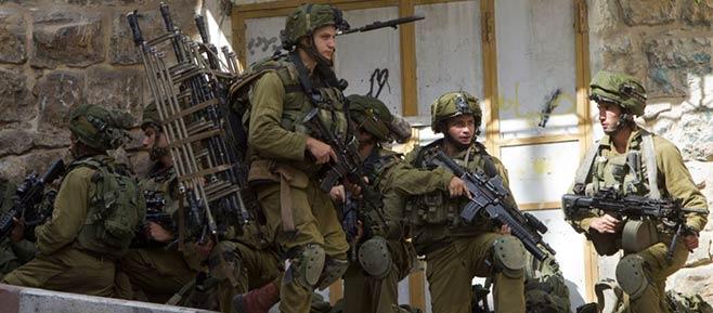 militer israel 1