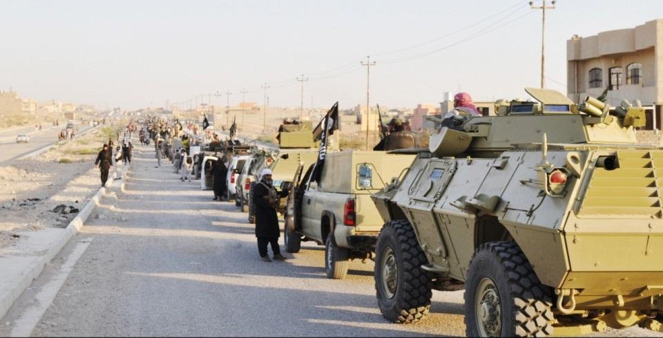 parade militer Sunni 1