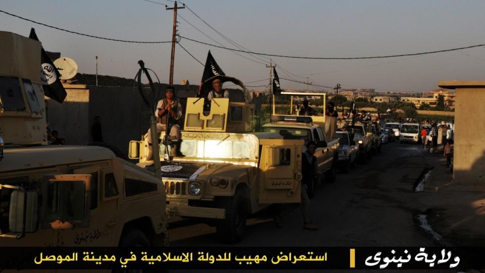 parade militer Sunni 5