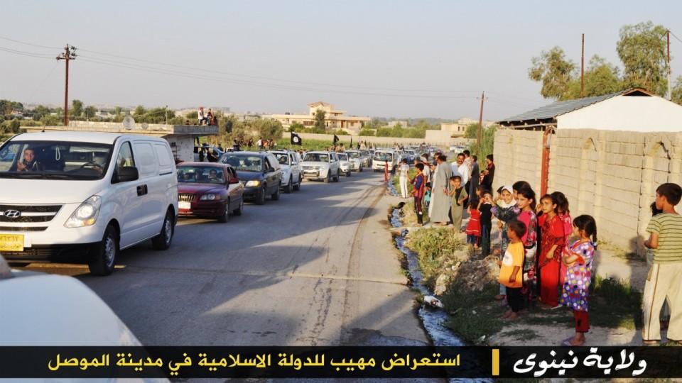 parade militer Sunni 6