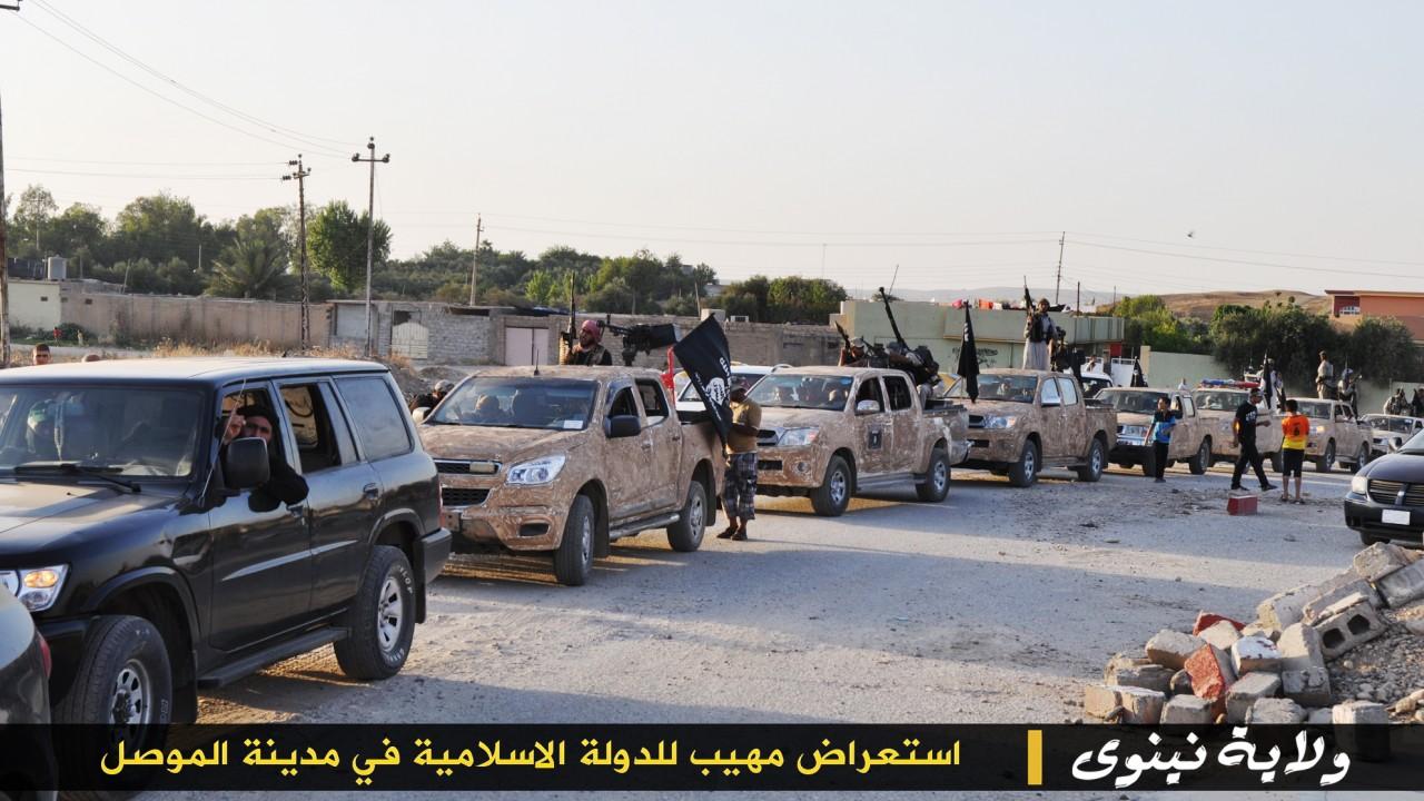 parade militer Sunni 7