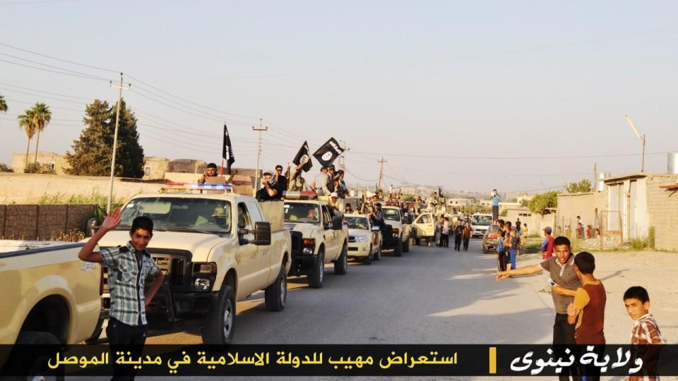 parade militer Sunni 8