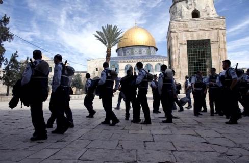 polisi khusus Israel