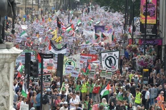 Solidarity With Gaza 1