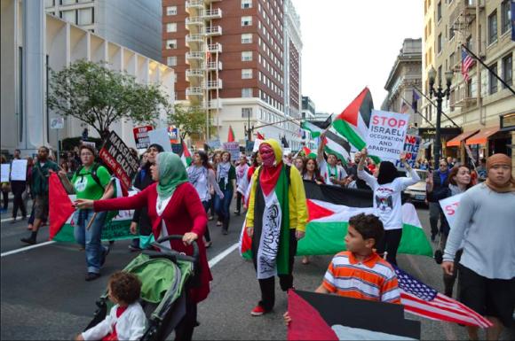 Solidarity With Gaza 8