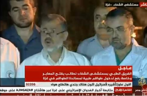 dokter-dokter Gaza