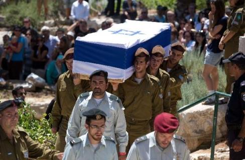 tentara israel tewas 1