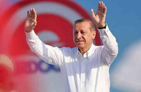 erdogan for presiden