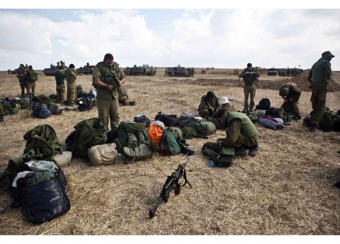 israel-tentara