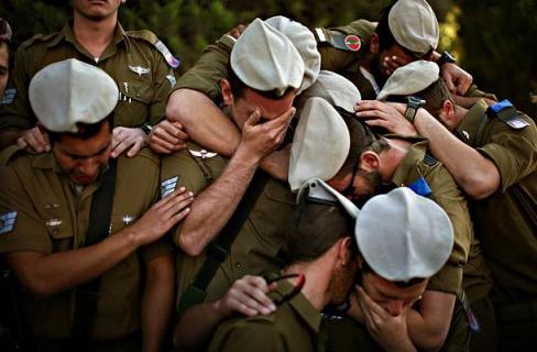 israel sad