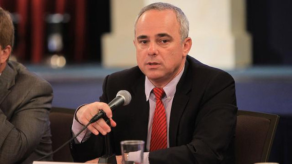 Israel Minister of Finance Dr. Yuval Steinitz