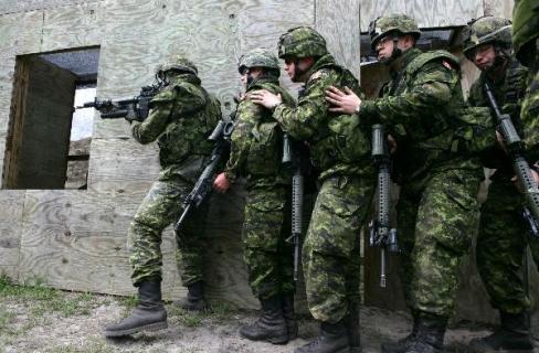 Perdana menteri kanada, stephen harper, menyatakan telah mengirim 69