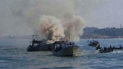 kapal nelayan gaza