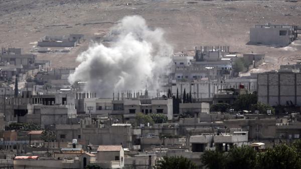 AS Perhebatkan Serangannya Di Iraq Syria