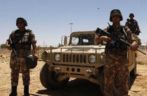 militer Yordan