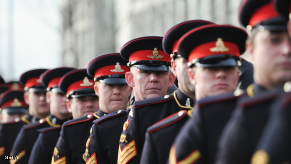 militer inggris