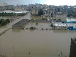 gaza banjir
