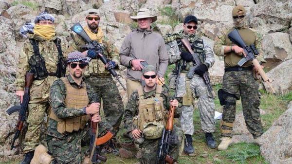 tentara bayaran