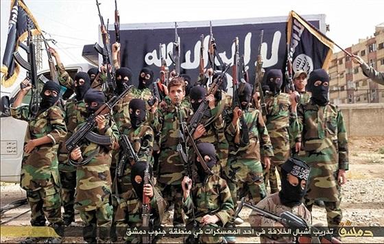 ISIS junior 3
