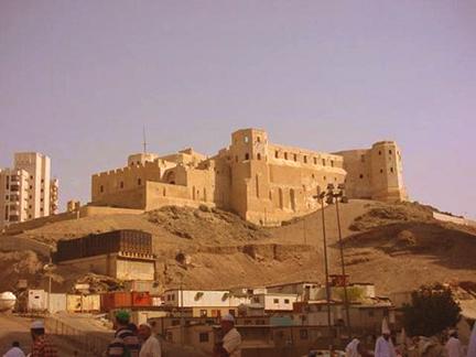 Benteng yang dibangun Turki Utsmani untuk menjaga Kab'bah dihancurkan