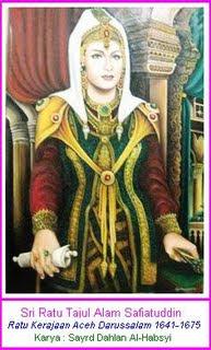 Ratu Safiatuddin