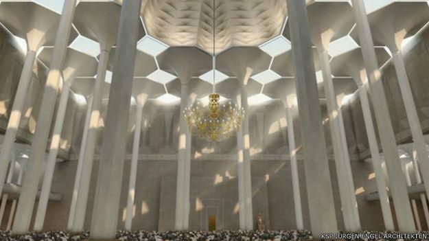 ... Masjid Terbesar Ketiga Di Dunia Setelah Masjidil Haram Dan Nabawi