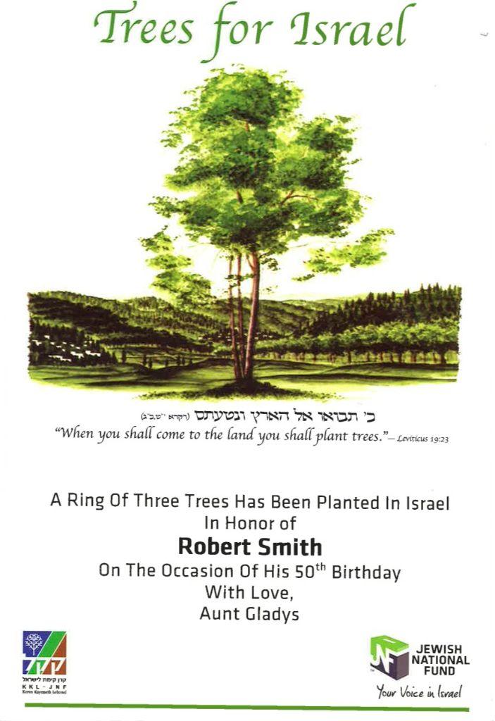 treesforisraelcertificate2